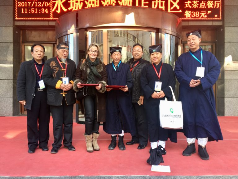 Avec les Maîtres Taoistes