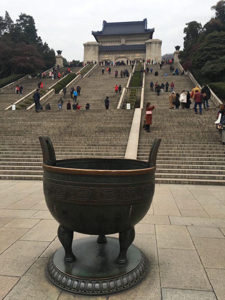 Tombe de l'Empereur Zhu Yuanzhang